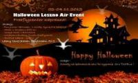 Loty nocne -  Halloween Leszno Air Event